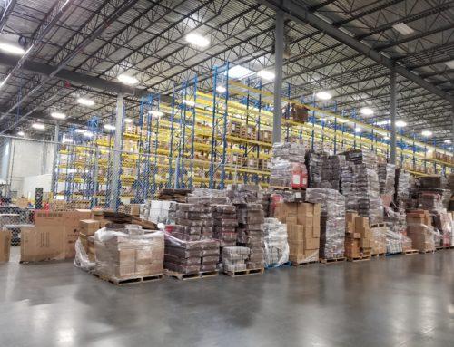 CJ Logistics in Vancouver